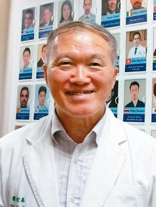 個人醫療奉獻獎-陳宏基<br>重建手術 揚名國際族