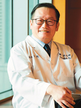 個人醫療奉獻獎-杜元坤<br>骨科先驅!杜氏刀法獨步全球