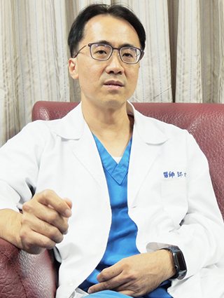 個人醫療奉獻獎-郭成興<br>東基一待逾10年!接生台東三成新生兒